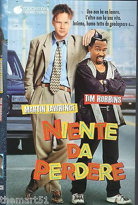 Niente da perdere (1996) VHS Buena Vista Home Video  Tim Robbins