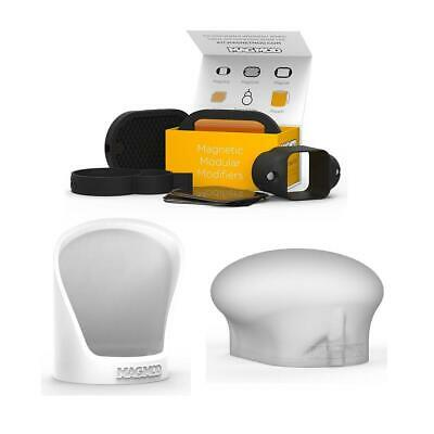 MagMod Basic Flash Modifier Kit - Bundle with MagMod MagSphere, and MagBounce