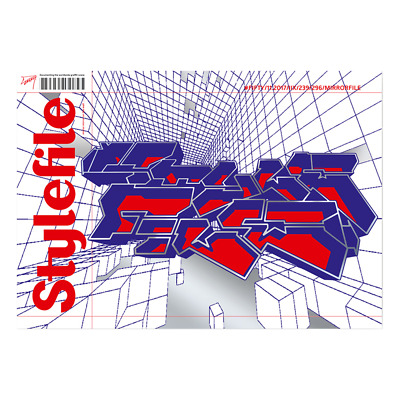 Stylefile Magazine | Issue 50 | Mirrorfile - Graffiti Street Art Magazine