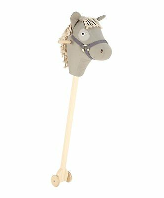 Mamas & Papas Grey Hobby Horse/Pony - Suitable From 3 Years