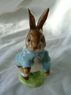"""Beswick Beatrix Potter's """"peter Rabbit"""" - Early Backstamp - Ideal Christmas Gift"""
