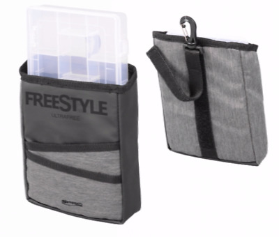 Spro Freestyle Ultrafree Lure Pouch 19x13x4cm Belt Bag Tackle Bag 6205 600