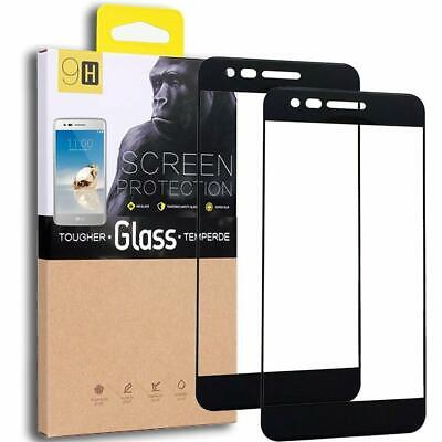 Exact For LG Aristo/LG K8 2017/ LG LV3 [2-Pack]Tempered Glass Screen Protector