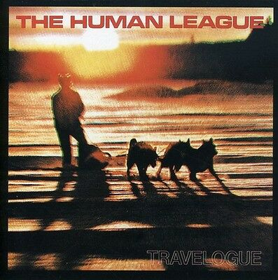 The Human League, League Unlimited Orchestra - Travelogue [New CD]