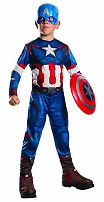 Costume Carnevale Capitan America The Avengers Marvel PS 26013