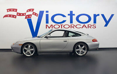 1999 Porsche 911 Carrera Coupe 2-Door ONE OWNER NEW MOTOR @ PORSCHE