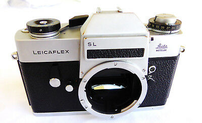 Leica Leitz Leicaflex SL S/N 1198367 Sold as is for parts Wetzlar from 1968