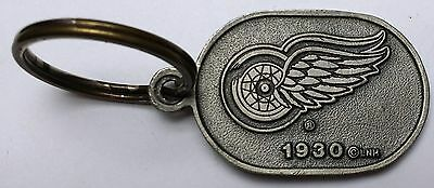 Vintage Detroit Red Wings 1930 Key Chain NHL Officially Licensed, Molson Export