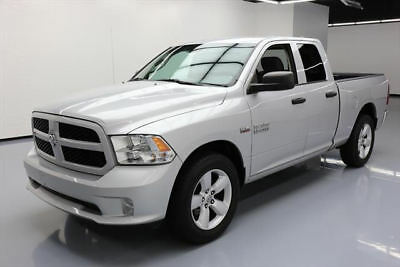 2014 Dodge Ram 1500  2014 DODGE RAM 1500 EXPRESS QUAD HEMI 6PASS 20'S 42K MI #236340 Texas Direct