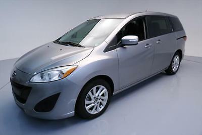 2013 Mazda Mazda5 Sport Mini Passenger Van 4-Door 2013 MAZDA MAZDA5 SPORT CRUISE CTRL BLUETOOTH 77K MILES #147708 Texas Direct