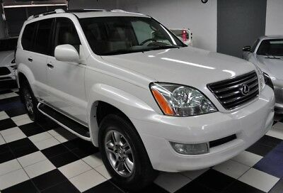 2008 Lexus GX 470 ONE OWNER - ALL SERVICES/ TIMING BELT DONE !! 2008 Lexus GX470 - CERTIFIED CARFAX - PRISTINE CONDITION - ALL SERVICES BY LEXUS