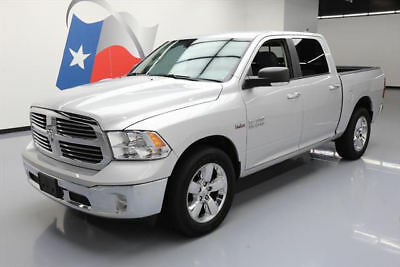 "2016 Dodge Ram 1500  2016 DODGE RAM 1500 LONE STAR CREW HEMI 20"" WHEELS 21K #207960 Texas Direct Auto"