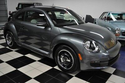 2016 Volkswagen Beetle - Classic RARE - LIMITED EDITION INTERIOR - NAVIGATION GORGEOUS - ABSOLUTELY BRAND NEW CONDITION - NEW