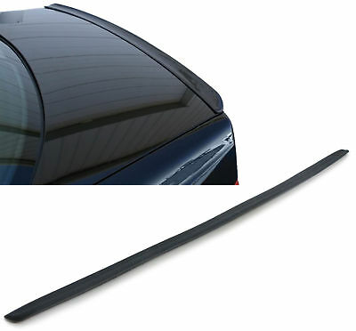 Rear Abs Plastic Boot Spoiler For Bmw E36 90-98 Saloon Series 3 New
