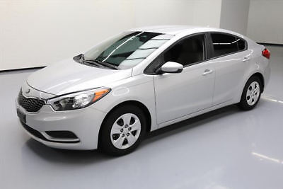 2016 Kia Forte LX Sedan 4-Door 2016 KIA FORTE LX SEDAN BLUETOOTH CRUISE CTRL 30K MI  #514259 Texas Direct Auto