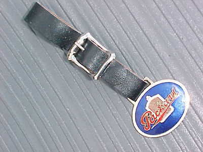 Packard Grille Script Metal Leather Quality Watch Fob The Car Collector's Choice