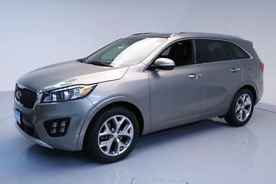 2016 Kia Sorento  2016 KIA SORENTO SX LTD TECH VENT LEATHER PANO NAV 39K #025407 Texas Direct Auto