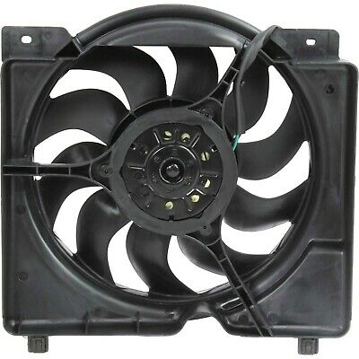 Radiator Cooling Fan For 1997-2001 Jeep Cherokee 4.0L 6Cyl Engine