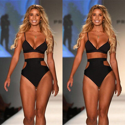 Women Bandage Bikini Set Push-up Padded Bra Swimsuit Sexy Swimwear Bathing Suit