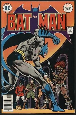 Batman #282 Very Tight Structure Glossy Cents Vf/nm 9.0 Copy With White Pages