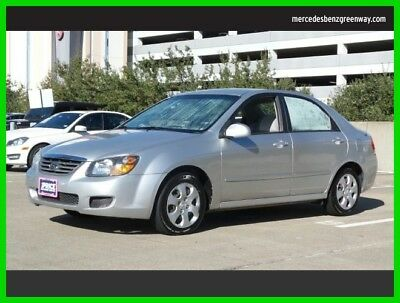 2009 Kia Spectra EX 2009 EX Used 2L I4 16V Automatic Front Wheel Drive Sedan