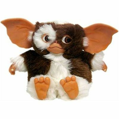 "NECA Official Mini Gizmo Gremlins Plush Cute Doll Toy 6"" Mogwai Soft Toy NEW"