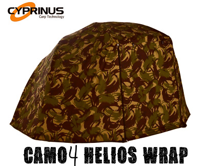 "Overwrap for Cyprinus Rapide Mk2 55"" Carp Fishing Brolly"