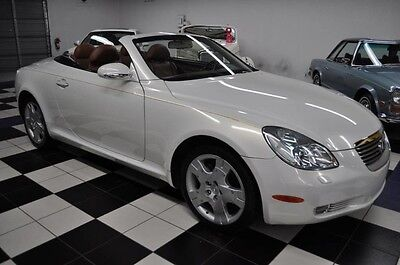 2004 Lexus SC Only 48k miles - certified carfax - nicest colors 2004 Lexus Only 48,716 Miles! Carfax Certified! Most desirable colors !!