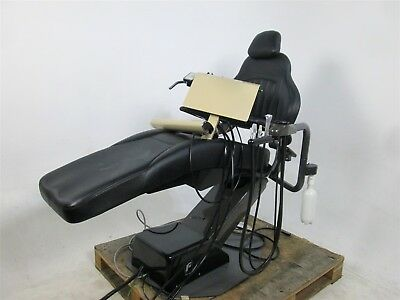 Ultraleather Forest Dental Exam Chair w/ Assistant Delivery System