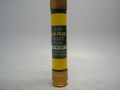 New Bussmann Low-Peak LPS-RK-60SP Fuse LPS RK 60SP