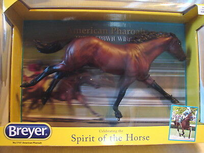 BREYER 2015 Spirit Of The Horse AMERICAN PHAROAH Triple Crown Winner NEW IN BOX