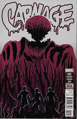 Carnage No.12 / 2016 Gerry Conway & Mike Perkins
