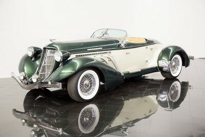1936 Replica/Kit Makes Speedster Motorcar Auburn Speedster 1936 Auburn 852 Replica by Speedster Motorcar