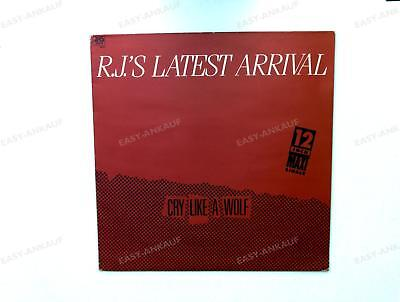 R.J.'s Latest Arrival - Cry Like A Wolf BEL Maxi 1984 /3