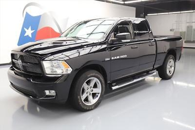2012 Dodge Ram 1500 Sport Crew Cab Pickup 4-Door 2012 DODGE RAM 1500 SPORT QUAD 4X4 HEMI NAV 20'S 19K MI #327708 Texas Direct