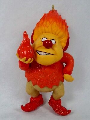 Hallmark 2015 Heat Miser Year Without A Santa Claus Ornament Loose