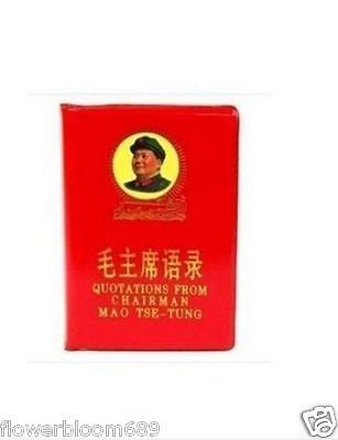 new LITTLE RED BOOK Quotations Chairman Mao China book