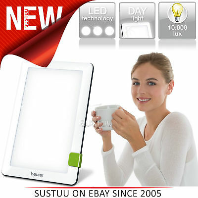 Beurer New TL30 Ultra Portable Daylight Lamp│Body Light Therapy│S.A.D Relief│LED