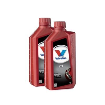 Valvoline 2L ATF Automatic Transmission / Gearbox Fluid - For VAG / BMW / GM
