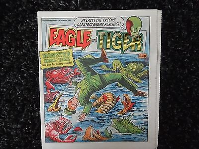 Eagle And Tiger N0. 194 7Th December 1985