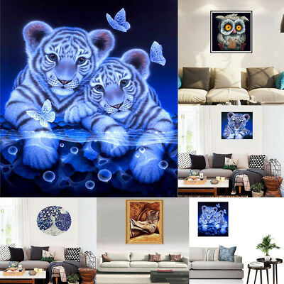 Modern 5D DIY Diamond Painting Embroidery Full Square Diamond Home Decor Gifts