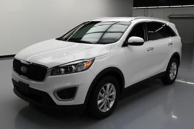 2017 Kia Sorento LX Sport Utility 4-Door 2017 KIA SORENTO LX V6 7-PASS REAR CAM BLUETOOTH 27K MI #228190 Texas Direct