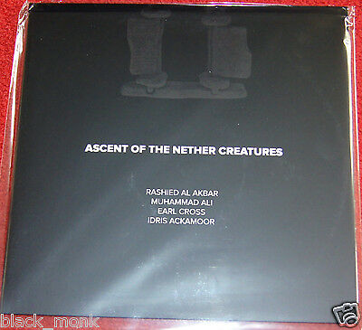 Rashied Ali Akbar Muhammad Ali Ascent Of The Nether Creatures Nobusiness Lp New!
