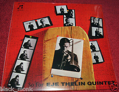 """EJE THELIN QUINTET """"SO FAR"""" 1963 BE! JAZZ LP LIMITED EDITION! columbia"""