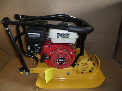 WACKER PLATE COMPACTOR PLATE  C60 72 KG WITH WHEELS 2 year warranty reduced
