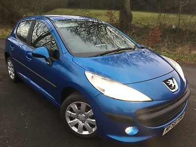 2008 Peugeot 207 VTi 1.4 five door
