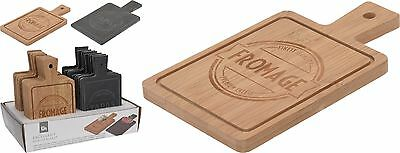 Mini Individual Cheese Board Tapas Board Bamboo Cheese Board Slate Tapas Server
