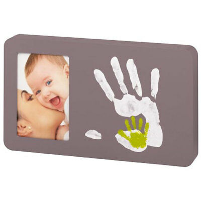 Brand New Baby Art Duo Paint Print Frame in Taupe GREAFT GIFT!!!!!