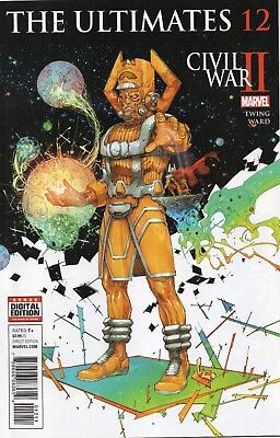 The Ultimates #12 (NM)`16 Ewing/ Ward