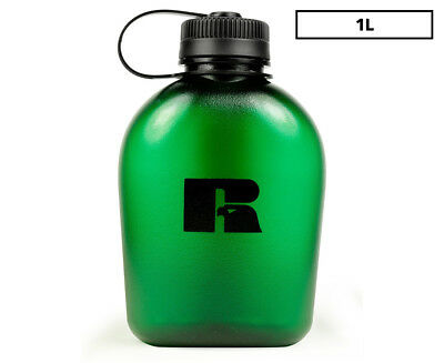 Russell Athletic 1L Boot Camp Bottle - Forest